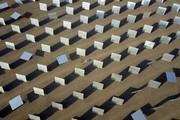 عکس روز: نیروگاه خورشیدی نمک مذاب