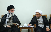 آیتالله آملی رئیس مجمع تشخیص مصلحت و عضو فقهای شورای نگهبان شد