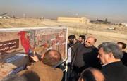 بازدید شهردار تهران از پروژه بهسازی پل گیشا