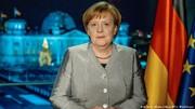 پیام سال نو مرکل خطاب به آلمانیها | میدانم بسیاری از شما از دست دولت ناراحت هستید