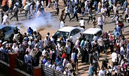 اعتراضات در سودان
