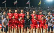 ردهبندی تیمهای ملی فوتبال ساحلی جهان در سال ۲۰۱۸    ایران اول آسیا و دوم جهان