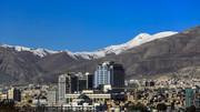 ۸ آبان؛ هوای تهران سالم است | احتمال ناسالم شدن هوا برای گروههای حساس