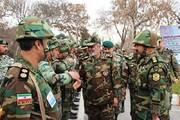 فرمانده ارتش از قرارگاه شمال شرق بازدید کرد