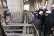 بهسازی لرزهای طولانیترین پل سوارهرو پهنه غرب پایتخت