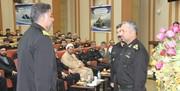 ناخدا فاضلنیا فرمانده کارخانجات نیروی دریایی ارتش شد