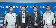 رونمایی سیستم VAR برای جام ملتهای آسیا با حضور فغانی