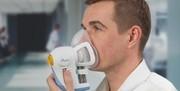 تشخیص سرطان با نمونهبرداری تنفسی