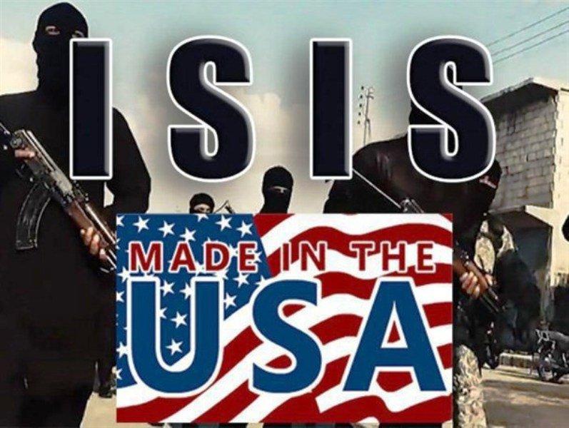 آمريكا و داعش