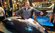 سه میلیون دلار برای یک ماهی | سلطان سوشی دست به جیب شد
