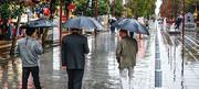 آغاز فعالیت سامانه بارشی جدید در ایران