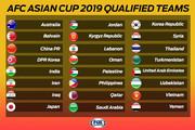 برنامه کامل جام ملتهای آسیا ۲۰۱۹ به وقت ایران | زمان بازیهای تیم ملی ایران