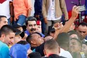 مادورو: سوسیالیسم قرن ۲۱ را میسازم