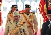 پادشاه مالزی از قدرت کنارهگیری کرد