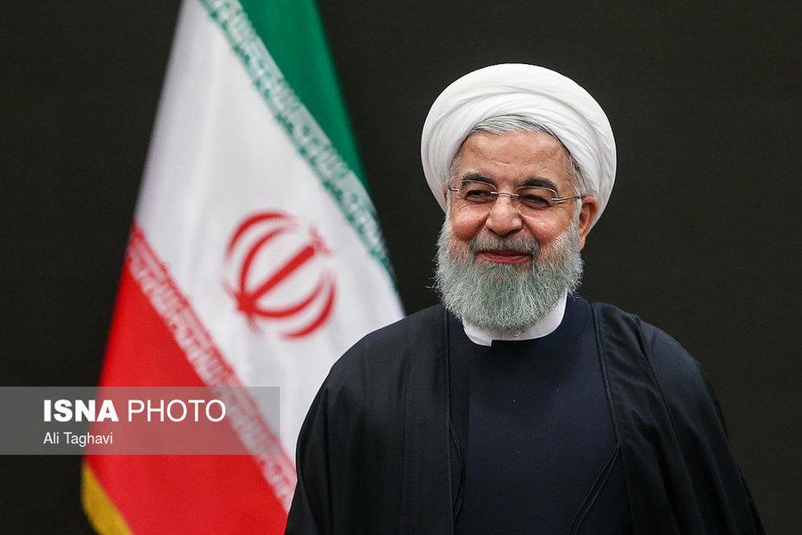 روحانی: نام قاضیزاده هاشمی در تاریخ ایران ماندگار خواهد بود/ مایل بودیم که او در دولت میماند