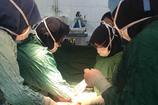شيب تند ابتلا به سرطان پستان در ايران