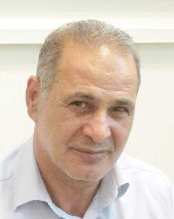 قادر جبارزاده مسئول اداره مسیلها و قنوات شهرداری منطقه