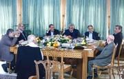 هم اندیشی حناچی و شهرداران سابق تهران درباره مشکلات پایتخت
