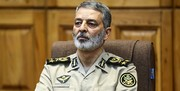 فرماندهان و مسئولان نیروهای مسلح به فرمانده ارتش تسلیت گفتند