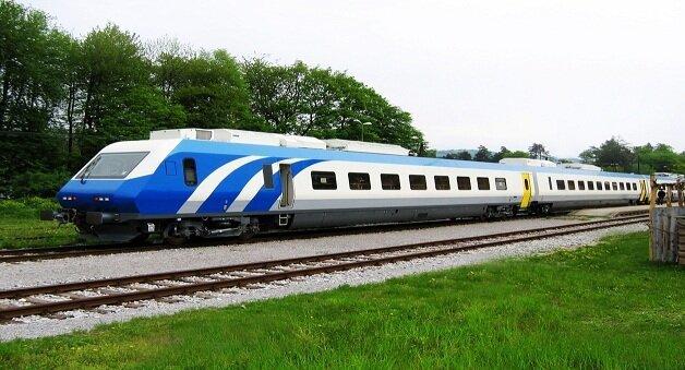 قطار پرسرعت