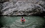 میزان آب چشمه علی در بالاترین حد چهار ماه گذشته قرار دارد