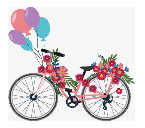 با دوچرخه میمانیم!