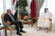 صالح: قطر به برپایی ساختار جدید روابط منطقهای کمک کند