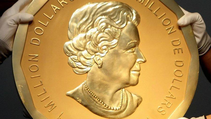 سارقان سکه طلای ۱۰۰ کیلویی موزه برلین دستگیر شدند