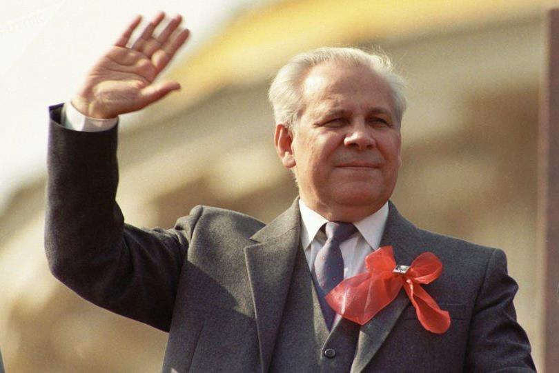 آخرین رئیس مجلس شوروی درگذشت