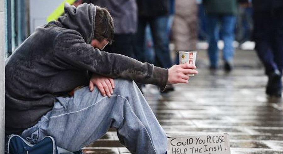 فقر انگليس