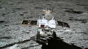 سوغات حضور در نیمه پنهان ماه | عکس ارسالی از فضاپیما و کاوشگر چینی