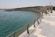 آغاز آبگیری دریاچه شهدای خلیج فارس