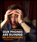 چالش تلفنهای همراه و روابط انسانی