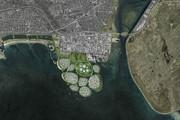 ساخت جزایر جدید در ساحل کپنهاگ برای تولید انرژی سبز