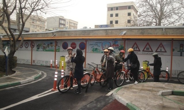 دوچرخهسواري، شهرداري منطقه 15