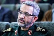 سردار غیب پرور جانشین قرارگاه مرکزی امنیتی امام علی (ع) شد