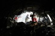 تصویر | سانحه هواپیمای ارتش