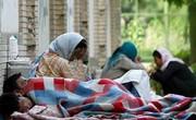 پناه آوردن کارتنخوابها به گرمخانهها با سردتر شدن هوا