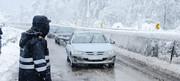 بارش برف و باران در جادههای ۱۵ استان ادامه دارد