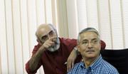 پروفسور کمالی پور از همشهریآنلاین بازدید کرد