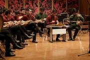 نوجوانان موسیقی آثار بزرگان را نواختند