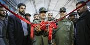 ۵۴۰۰ پروژه عمرانی و محرومیتزدایی نیروی زمینی سپاه افتتاح شد