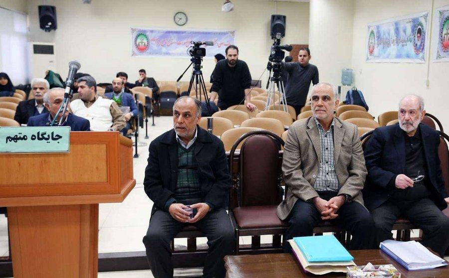 دادگاه پرویز کاظمی