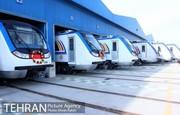 واگنهای جدید مترو تیرماه ۹۸ وارد خطوط میشوند