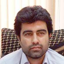 احسان جعفری|شهردار ناحیه 5 منطقه