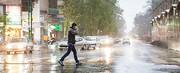 گزارش هوا | پیشبینیها حاکی از بارشهای گسترده است