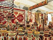 ایران رتبه نخست صنایع دستی دنیا را دارد