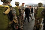 مکرون: تا پایان ۲۰۱۹ در سوریه و عراق میمانیم