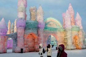 از وال ویژه تا فستیوال یخی