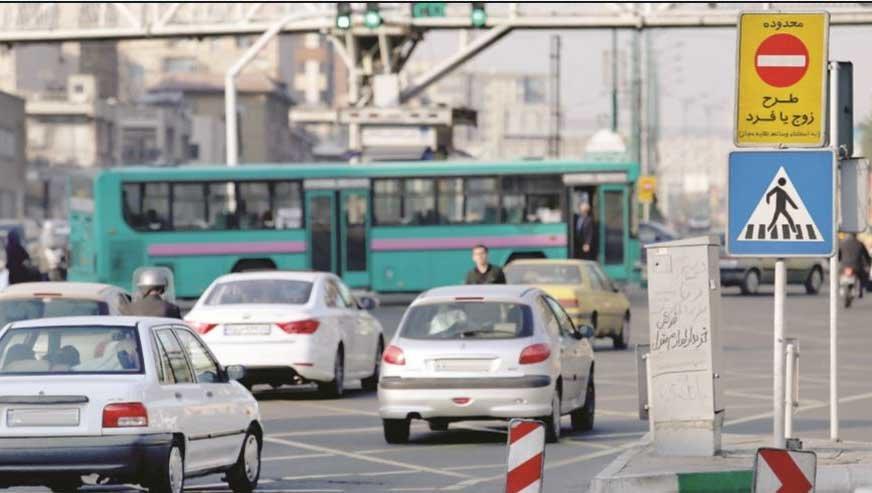 تهران ترافيك